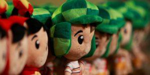La Casa de la Moneda lanza colección conmemorativa de los personajes de El Chavo del Ocho
