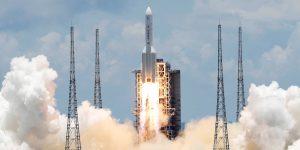 El rover de la misión Tianwen-1 se posará en Marte en mayo de 2021