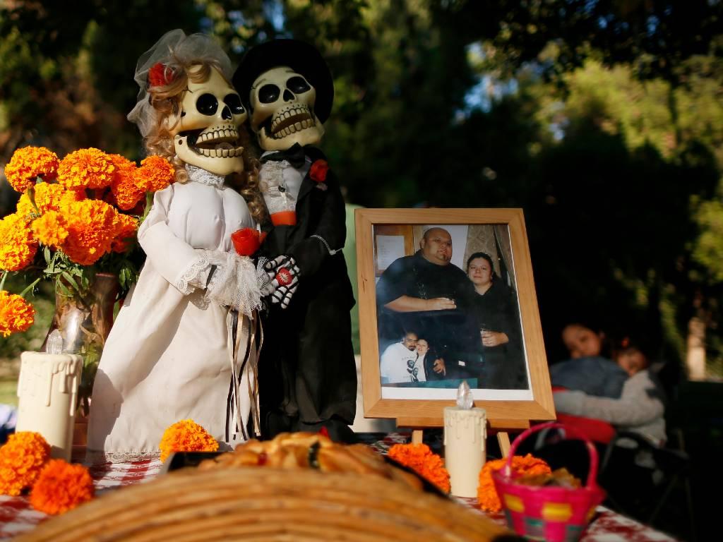 ofrenda día de muertos | business insider mexico