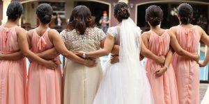 Como dama de honor profesional, me pagan por ir a bodas y despedidas de soltera. Aquí están las 10 ventajas más grandes e inusuales de mi trabajo