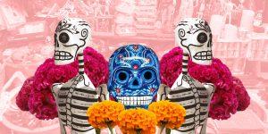 El temor al coronavirus vacía uno de los mercados más tradicionales de México en vísperas del Día de Muertos —sus locatarios piden a los clientes volver, pues «los gastos no salen»