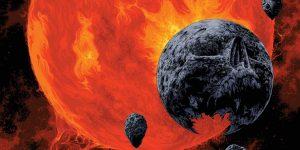 La NASA lanza para Halloween una serie de pósters para ilustrar los 'terrores' del espacio