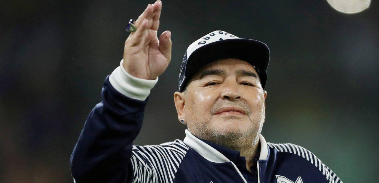 Maradona hospitalizado | Business Insider Mexico