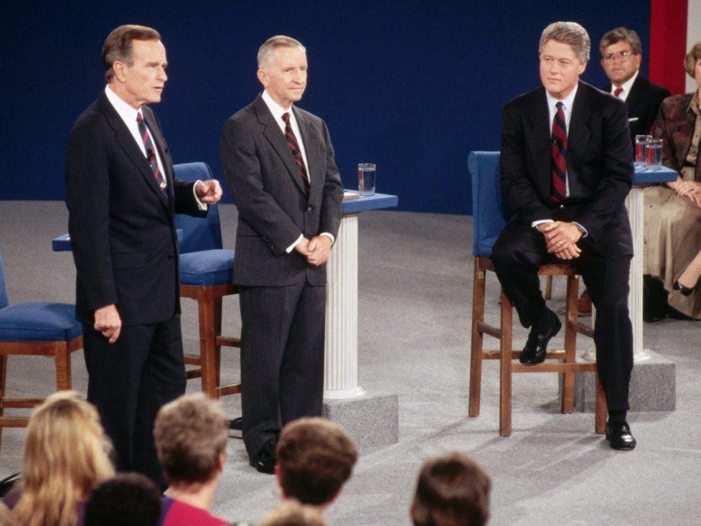 debate clinton | Business Insider Mexico