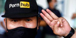Los ciudadanos de Tailandia se unen para salvar a Pornhub tras prohibición del gobierno
