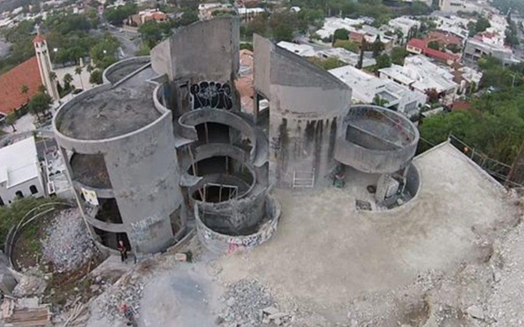 Casas embrujadas en México  