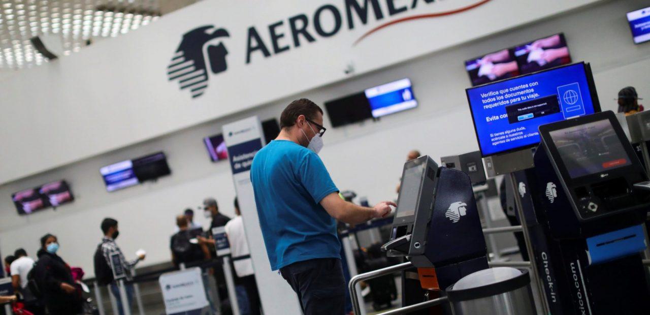 Aeroméxico empleados