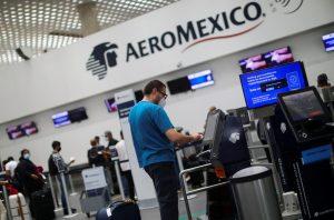 Aeroméxico destinará 31.5 millones de dólares para liquidar a 1,830 empleados