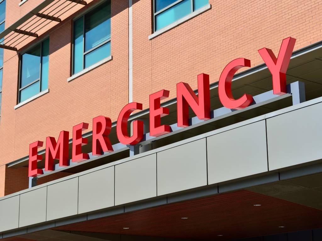 sala de emergencias