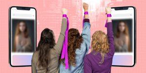 El Senado aprobó la Ley Olimpia para castigar la violencia cibernética contra las mujeres en todo el país