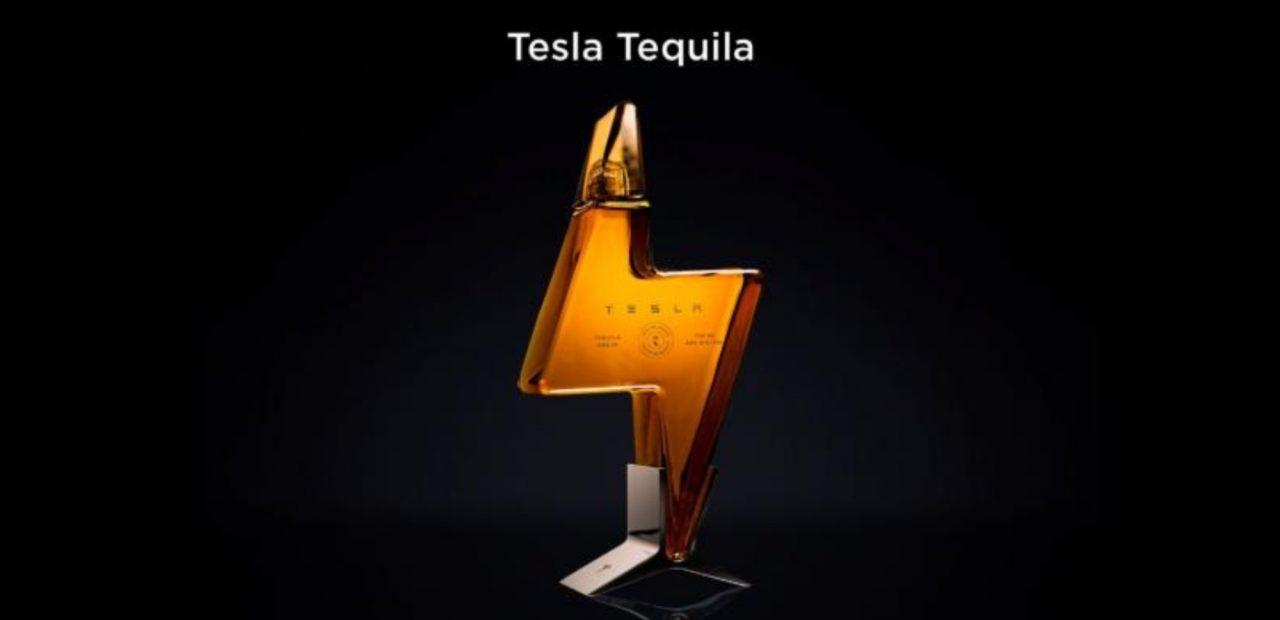 Teslaquila tesla tequila |Business Insider México