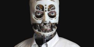Disney presentó un robot animatrónico que imita la misma mirada que los humanos