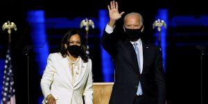 Estos son los puntos clave del discurso de aceptación de Joe Biden y Kamala Harris