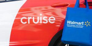 Walmart va por la entrega a domicilio con vehículos autónomos y se asocia con la startup Cruise de General Motors