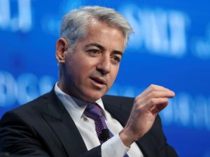 Billionaire investor Bill Ackman is hedging the pandemic again after raking in $2.6 billion from a similar bet in spring