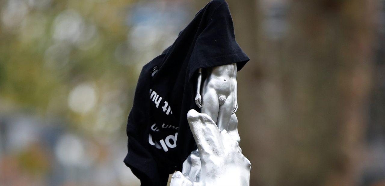 estatua feminista londres |Business Insider México