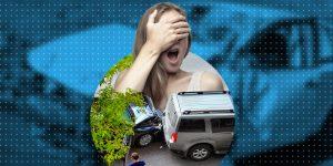 Mantener la calma, llamar al seguro y otras acciones que debes seguir luego de un choque automovilístico