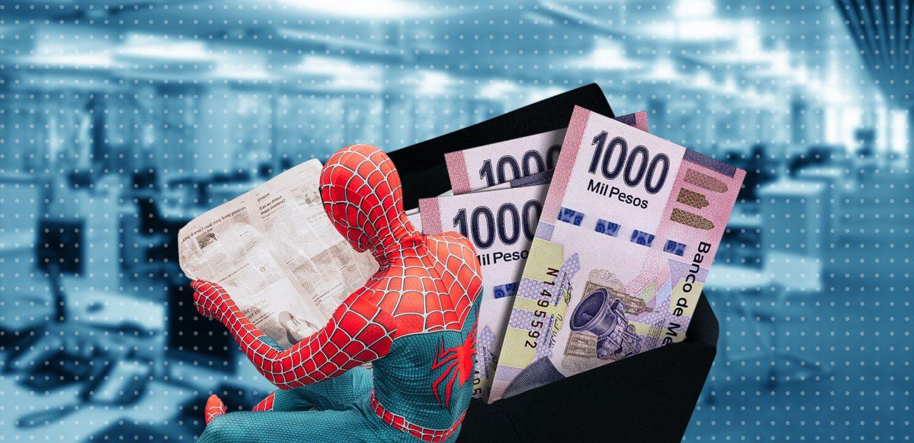 salario de los superhéroes