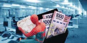 Este es el salario de los superhéroes de Marvel y DC, según un banco británico