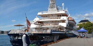 5 personas dieron positivo a Covid-19 en un crucero por el Caribe — es el primero que se embarca desde que comenzó la pandemia