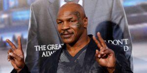Mike Tyson usó un pene falso que llenó con la orina de su bebé o su esposa para pasar pruebas de drogas durante su carrera en el boxeo