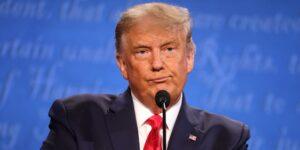 """Donald Trump admite indirectamente que perdió las elecciones presidenciales de Estados Unidos al tuitear que Joe Biden """"ganó"""""""