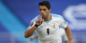 Luis Suárez da positivo por Covid-19 y es baja de la Selección de Uruguay