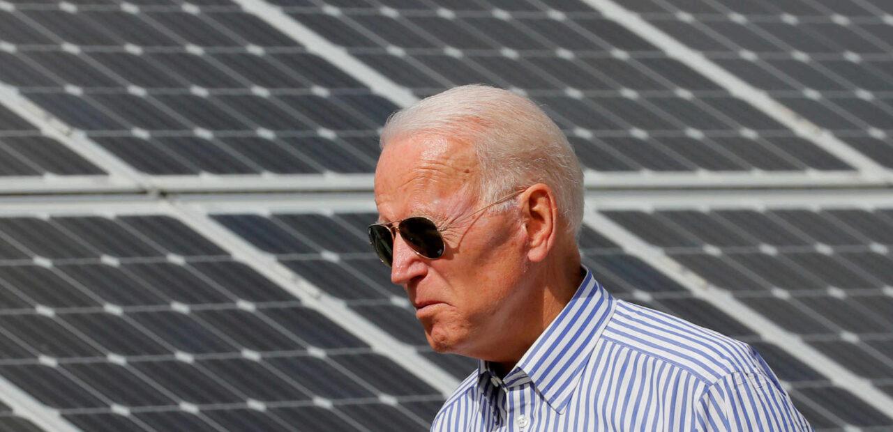 energía Biden