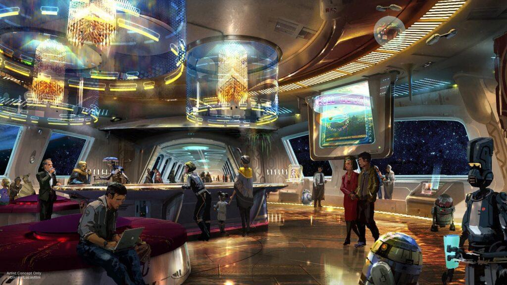 hotel Star Wars