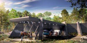 Un hotel de 'Star Wars' que te hará sentir como si estuvieras en una nave gigante llegará a Disney World en 2021