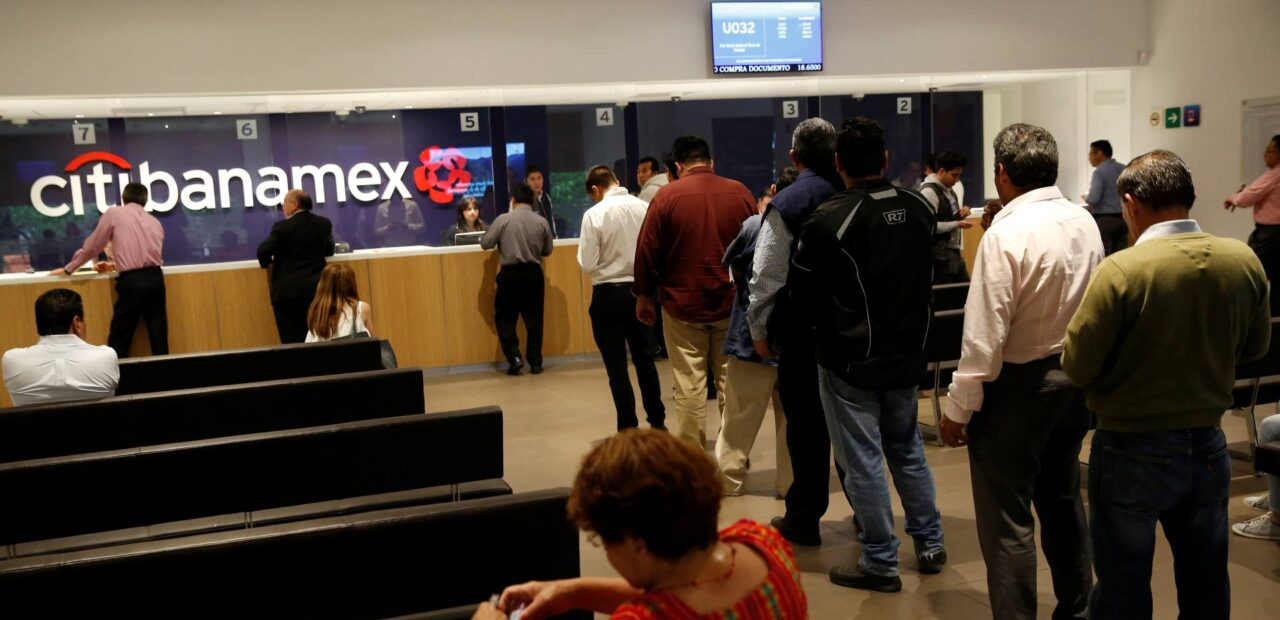 sucursal bancaria | Business Insider Mexico