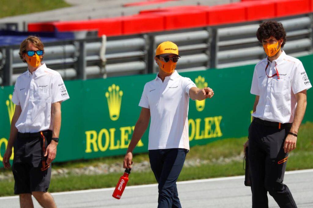 Norris F1
