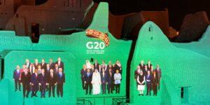 La cumbre G20 finaliza con la promesa de luchar contra la pandemia del Covid-19, la crisis económica y el cambio climático