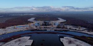 El sector de la construcción no levanta la obra —el valor de su producción  no supera el desplome de abril por el Covid-19