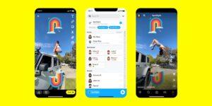 Snapchat lanza una nueva función similar a TikTok llamada Spotlight y ofrece a los usuarios 1 millón de dólares para subir sus clips cortos