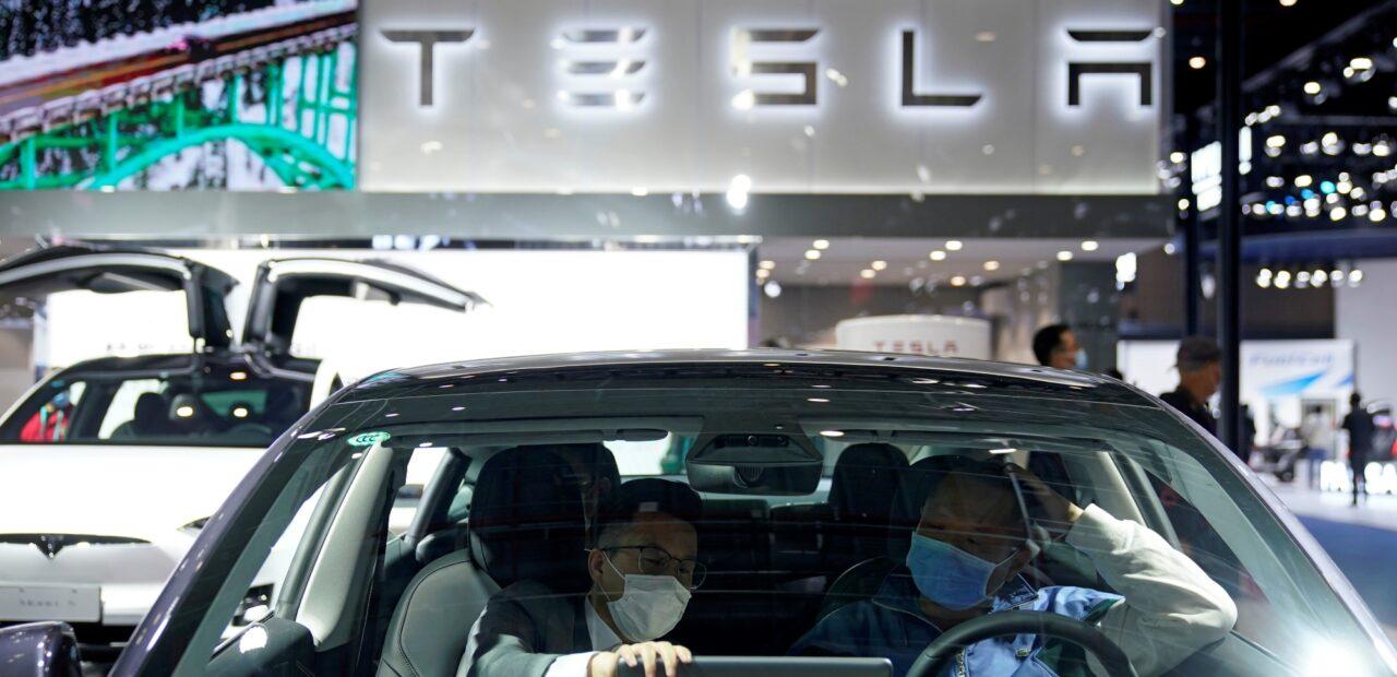 Tesla batería  Business Insider México