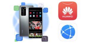 ¿Vas a comprar un nuevo Huawei? Así puedes descargar tus apps favoritas desde su Navegador