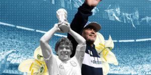 Diego Armando Maradona fallece a los 60 años de un paro cardíaco