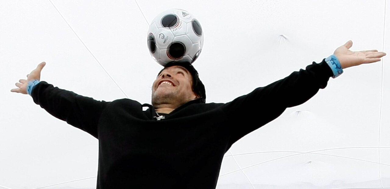 maradona adiós | Business Insider Mexico