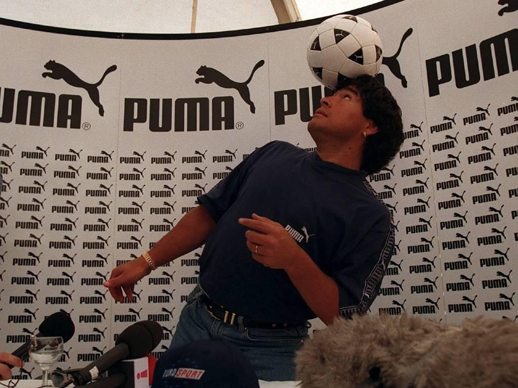 Maradona fortuna