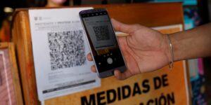 La Ciudad de México realiza pruebas rápidas y registros con código QR para romper cadena de contagios de Covid-19