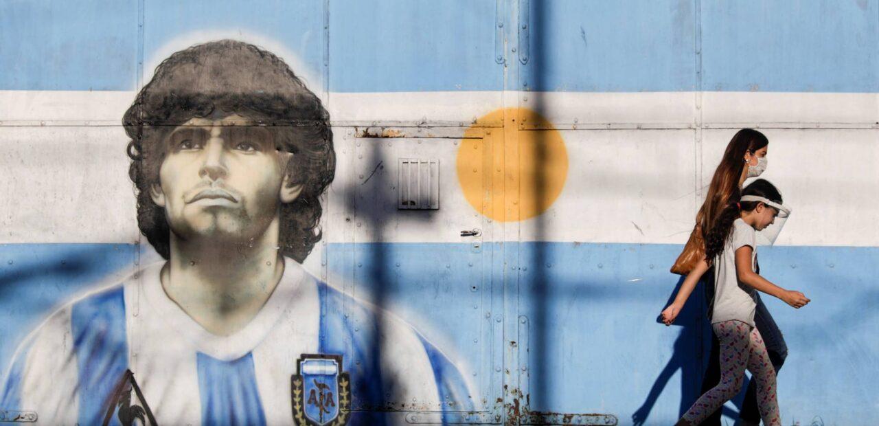 Maradona herencia