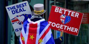 Las negociaciones del Brexit se reanudan a 5 semanas de que Reino Unido salga de la Unión Europea