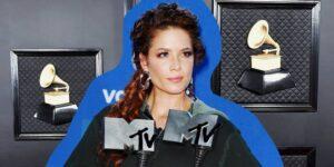 """Halsey acusa a los Premios Grammy de escoger los """"sobornos"""" por encima de la calidad o el impacto musical"""