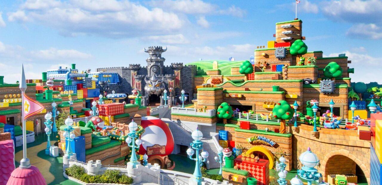 Super Nintendo Universal | Business Insider Mexico
