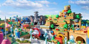 Universal Studios Japón abrirá la tierra de Super Nintendo el 4 de febrero —así es cómo lucirá
