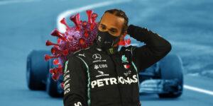 Lewis Hamilton da positivo por Covid-19 y se perderá el GP de Sakhir