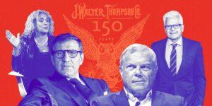 El ascenso y caída de J. Walter Thompson, la agencia de publicidad más antigua del mundo