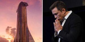 Starship de SpaceX se prepara para un vuelo de gran altitud, pero Elon Musk ve solo una pequeña posibilidad de éxito