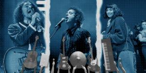 Estas son los músicos y bandas que aparecerán en el documental «Rompan todo»